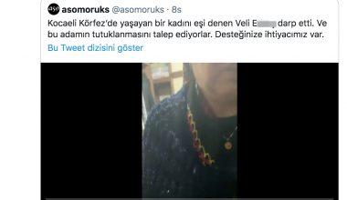 Sosyal medyadan ihbar edilen zanlı, eşini darbettiği iddiasıyla tutuklandı