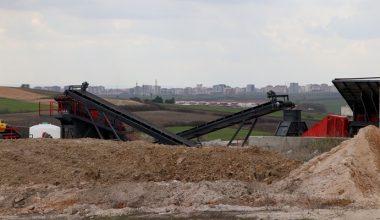 Edirne'de kurşun yıkama tesisine tepki!