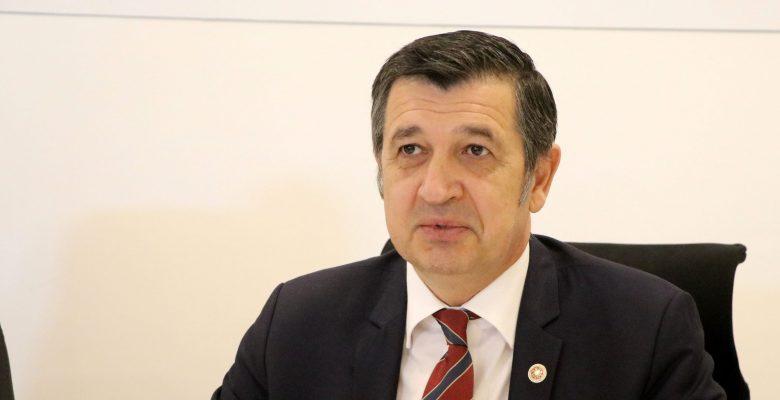 """Gaytancıoğlu; """"On aydır desteklemeler ortada yok"""""""