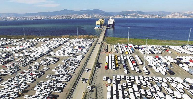 Otomotivde şubatta yapılan 2,5 milyar dolarlık ihracatla salgın öncesi aylık ortalamaya ulaşıldı