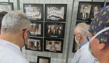 """""""Sağlık tarihi"""" fotoğraf sergisi açıldı"""