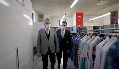 """Sakarya Büyükşehir Belediyesi, ihtiyaç sahipleri için """"Sosyal Market"""" açıyor"""