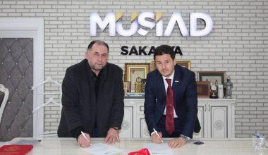 Sakarya İHH ve MÜSİAD şubesi arasında ramazana yönelik iş birliği protokolü