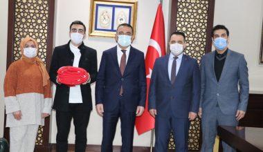 Siirt'ten Çanakkale'ye bayrak…