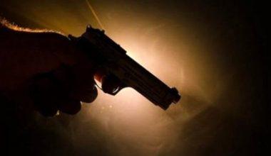 Boşanma aşamasındaki eşini tabancayla vurdu!
