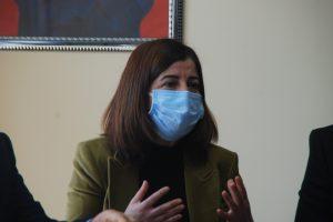 Aksal, Edirne'de artış gösteren Kovid-19 vakalarını değerlendirdi: