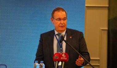 """Tekirdağ'da """"Balkan Ülkeleri Yerel Yönetimler İşbirliği Çalıştayı"""" düzenlendi"""