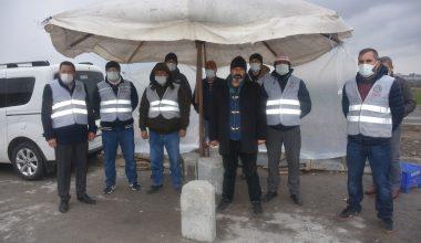 Sendikaya üye oldukları için zorla izne çıkarıldıklarını iddia eden işçiler eylem yaptı
