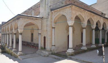 602 yıllık Cami, restore edilecek