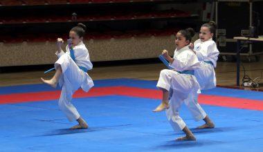 Türkiye Kulüplerarası Takım Karate Şampiyonası başladı