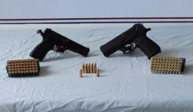 Silah kaçakçılığı operasyonunda 1 kişi tutuklandı