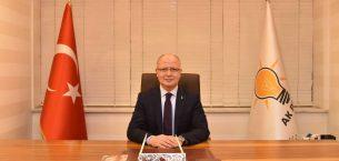 AK Parti Bursa İl Başkanı Gürkan'dan ramazan ayı mesajı