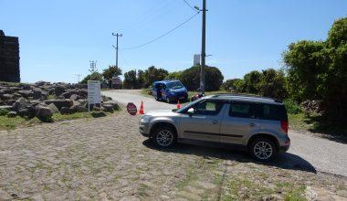 Assos Antik Limanı'ndaki işletmeler 500 gün kapalı kalacak