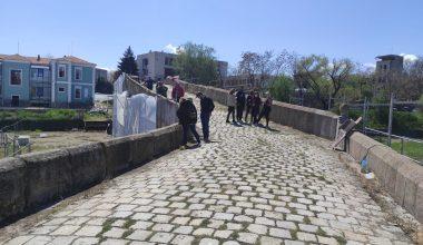 Bulgaristan'daki Osmanlı mirası köprü restore ediliyor