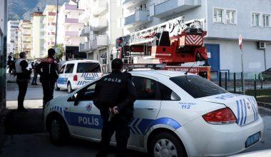 Ayrı yaşadığı eşini öldürüp evine kaçtı… Silahıyla polise direndi!