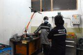 Meslek lisesinde üretilen elektrikli scooter için siparişler gelmeye başladı