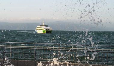 Deniz ulaşımında kısmi devam kararı