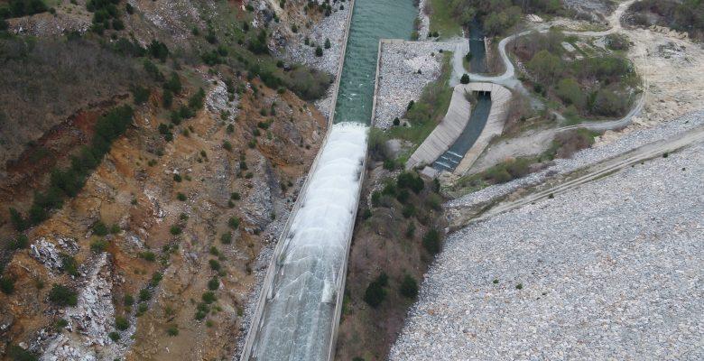 Barajlardaki doluluk oranları sevindirdi