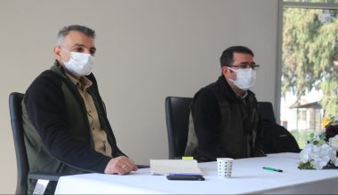 Demirköy'de orman yangınlarına müdahale eğitimi