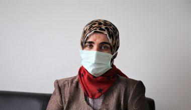 Diyarbakır annelerinden Türkan Mutlu terör örgütü PKK'ya tepki gösterdi!
