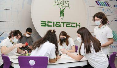 Doğa Koleji öğrencileri Teknofest yarışmasında finalist oldu