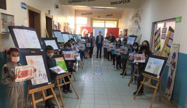 Enez'de Kütüphane Haftası