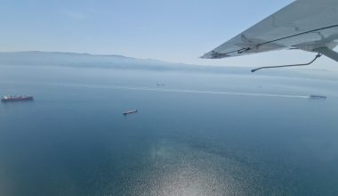 Deniz uçağıyla gezme hayali gerçek oldu