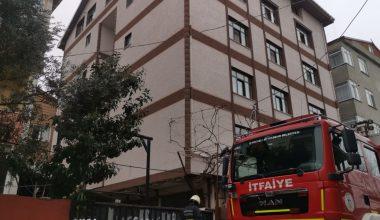 Yangında 3 kişi dumandan etkilendi
