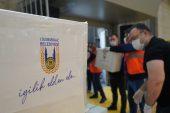 Lüleburgaz Belediyesi'nden ramazan yardımı