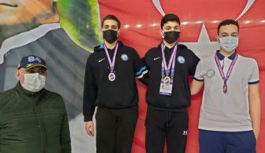 Paletli Yüzme Kulüplerarası Gençler Türkiye Şampiyonası başladı