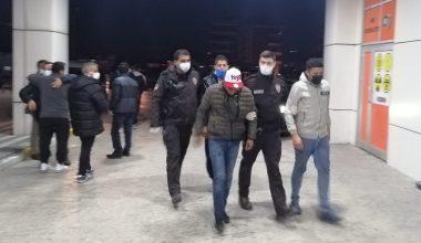 Tekirdağ'da 25 düzensiz göçmen yakalandı