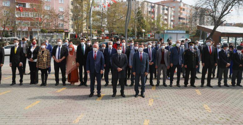 Tekirdağ'ın ilçelerinde 23 Nisan Ulusal Egemenlik ve Çocuk Bayramı kutlandı