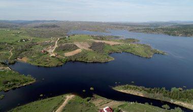 Barajların su seviyesi geçen yıla göre % 16 arttı