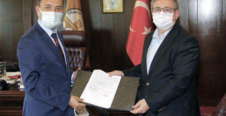 TÜ ile Tapu ve Kadastro Genel Müdürlüğü arasında işbirliği protokolü imzalandı