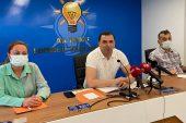 AK Parti Meclis Üyeleri Başkan Gürkan'ın sözlerine tepki gösterdi