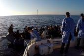 53 sığınmacı kurtarıldı