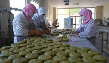 Edirne'nin Osmanlı'dan miras tescilli tatlılarına ramazanda talep arttı