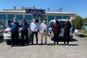 Ferizli Belediye Başkanı Gündoğdu'dan İlçe Emniyet Amirliği'ne ziyaret