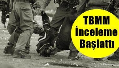 TBMM, İsrail'in Filistin'e yönelik saldırılarıyla ilgili çalışma başlattı
