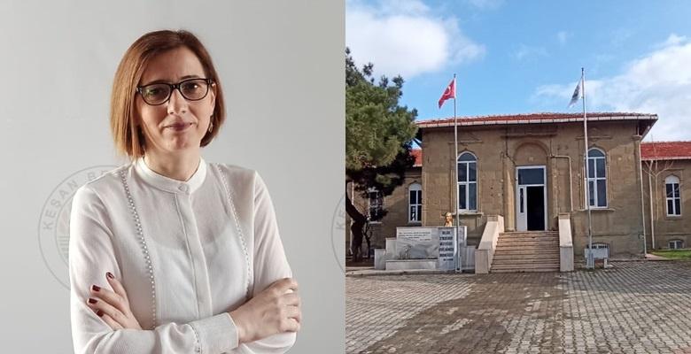 Kent Müzesi Koordinatörü Avcı, Müzeler Günü'nü kutladı