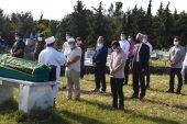 Beyendik Belediye Başkanı Örnek'in acı günü