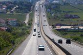 Tekirdağ-İstanbul yolunda trafik yoğunluğu yaşanıyor