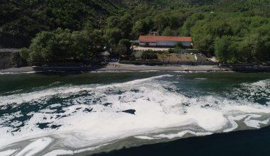 Marmara Denizinin tamamını kapladı!