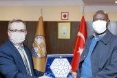 Trakya Üniversitesi mezunu Djeraki, Çad'da Cumhurbaşkanı Başdanışmanı oldu