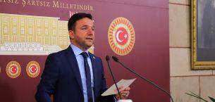 AK Partili Ödünç, 2022 TEKNOFEST'in Bursa'da yapılmasını istedi