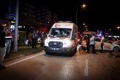 Kazada ikisi polis 4 kişi yaralandı