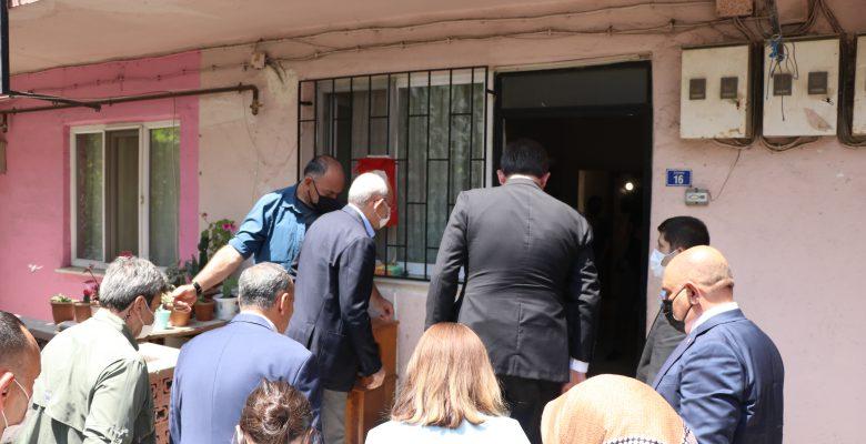 CHP Genel Başkanı Kılıçdaroğlu, Kocaeli'de kanaat önderleri ve muhtarlarla buluştu: