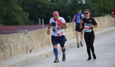 Yarı Maratona, 20 ülkeden 1045 sporcu katıldı