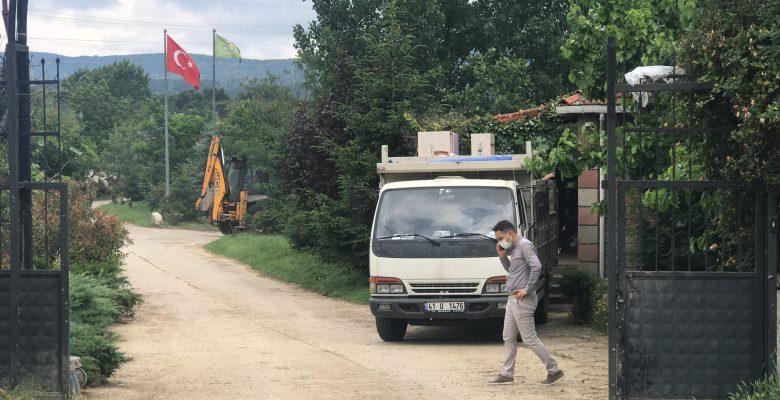İYİ Partili Türkkan'ın ortağı olduğu şirkete ait kaçak yapılar yıkılacak