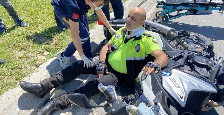 Yunus Polisi yaralandı